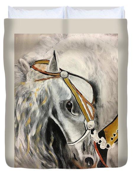 Fantasy Horse Duvet Cover