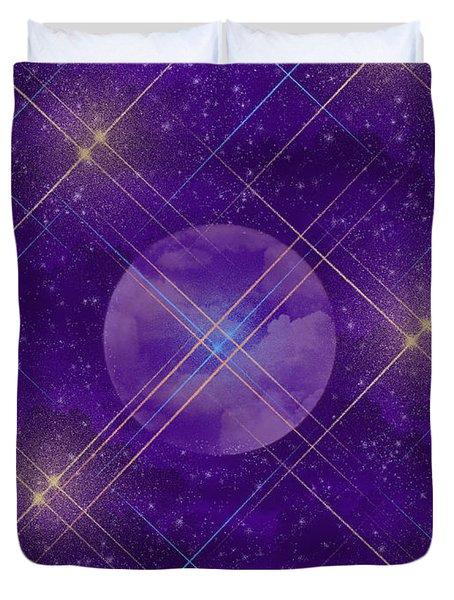 Fantasy Moon Duvet Cover