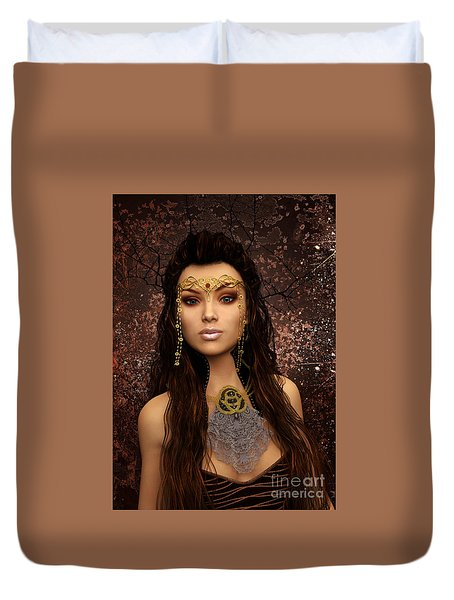 Fantasy Queen Duvet Cover