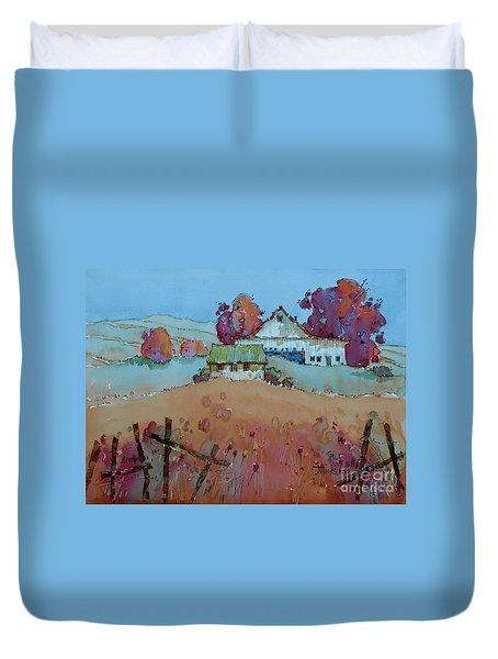 Farm Charm Duvet Cover