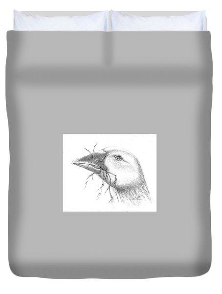 Farm Goose Duvet Cover