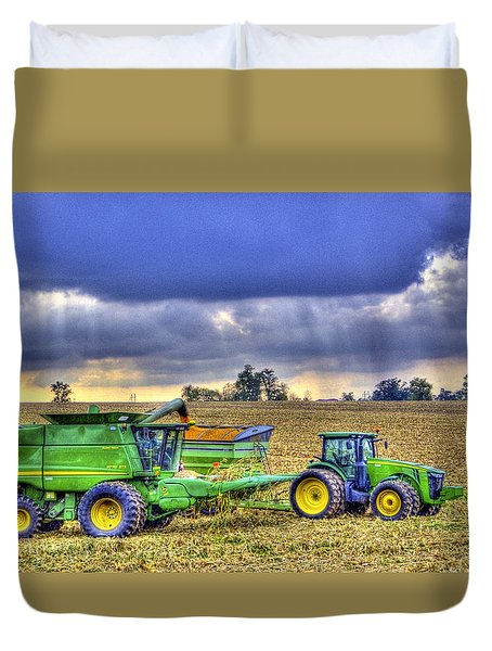 Farm Harvest 1 Duvet Cover
