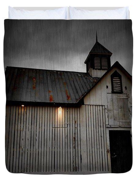 Farm House Duvet Cover