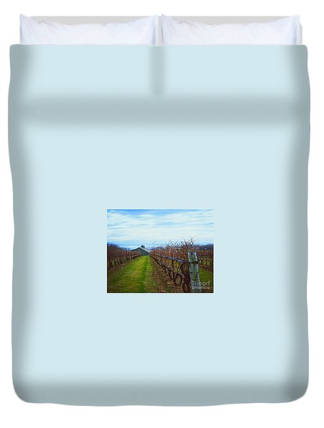 Farm Duvet Cover