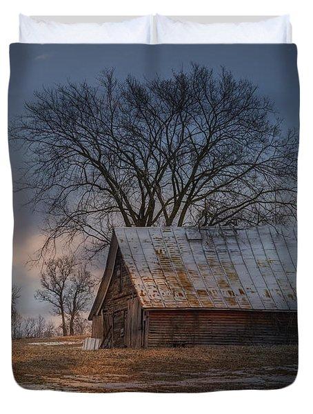 Farm Shed 2016-1 Duvet Cover