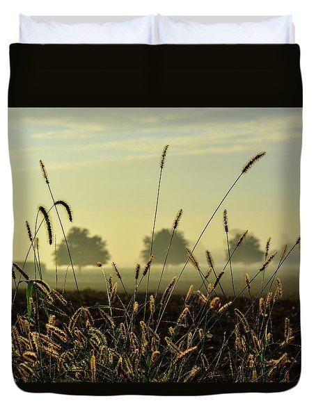 Farm Sunrise #2 Duvet Cover