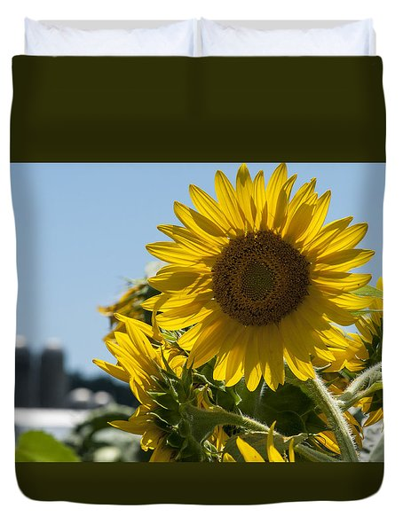 Farm Sunshine Duvet Cover