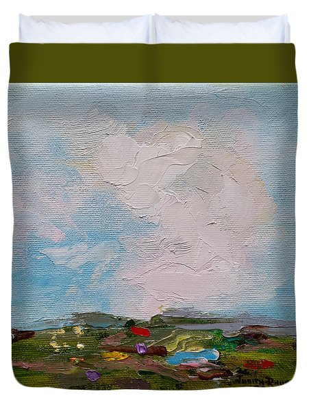 Farmland II Duvet Cover