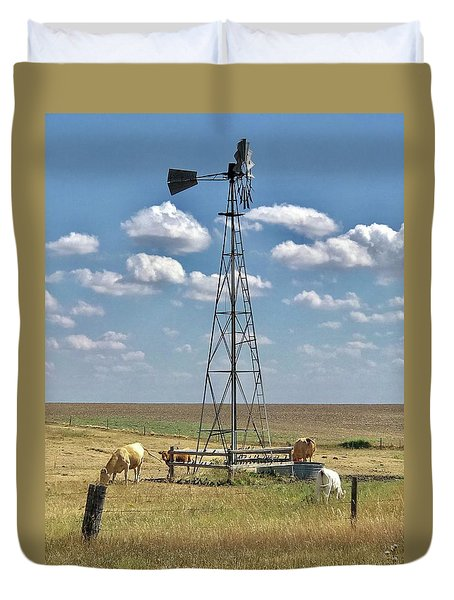 Farmlife Memories Duvet Cover