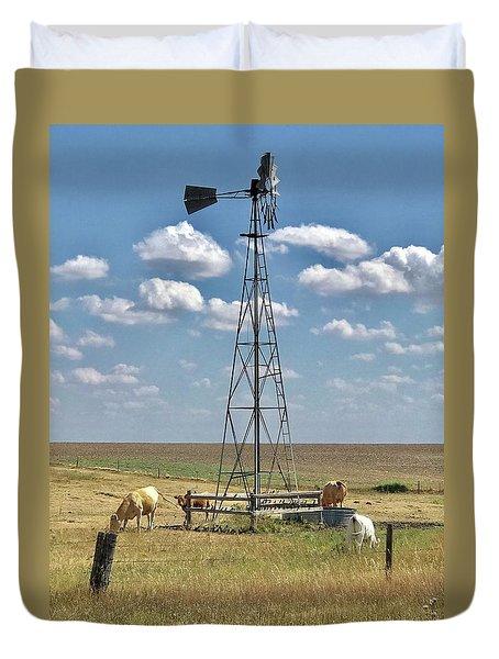 Farmlife Memories Duvet Cover