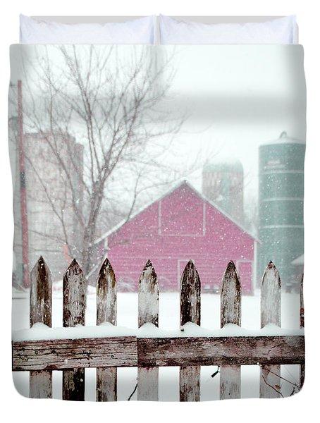 Farmline Christmas Duvet Cover