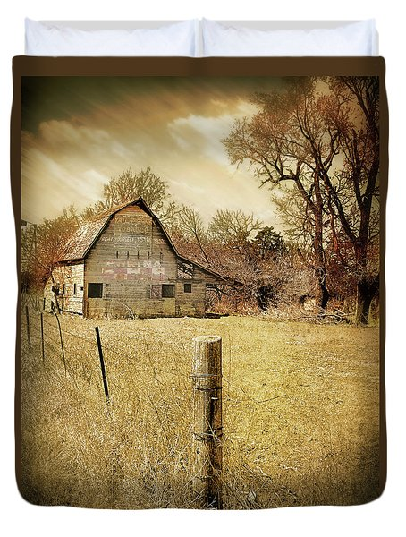 Farmscape Duvet Cover