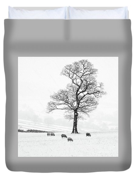 Farndale Winter Duvet Cover