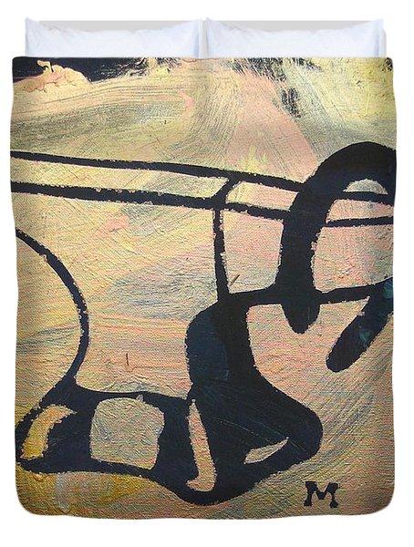 Farrier's Friend Duvet Cover