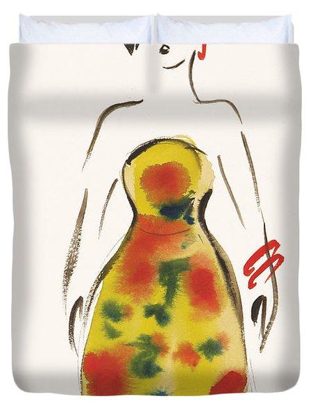 Fashion Iv Duvet Cover