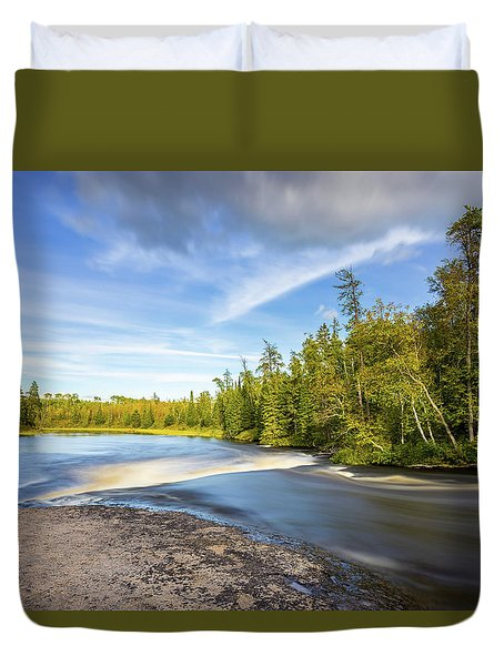 Fast Water Duvet Cover