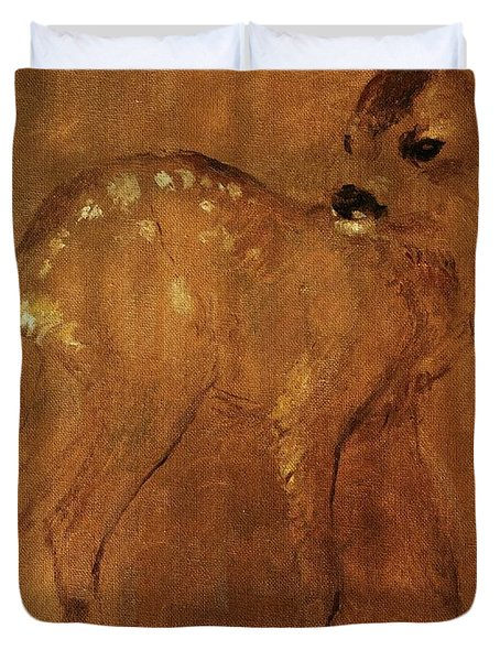 Fawn Duvet Cover
