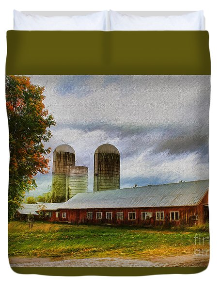 Fay Farm Duvet Cover