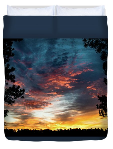Fearless Awakened Duvet Cover
