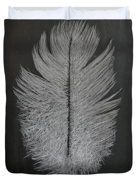 Feather 1 Duvet Cover