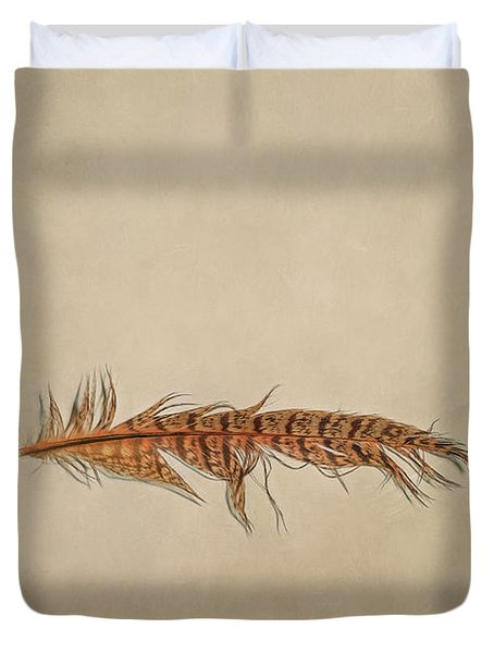 Feather 2 Duvet Cover
