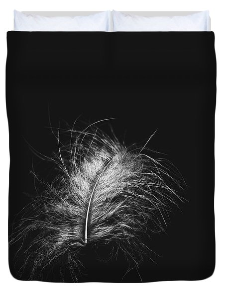 Feather 3 Duvet Cover