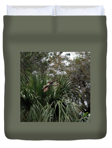 Feather 8-10 Duvet Cover