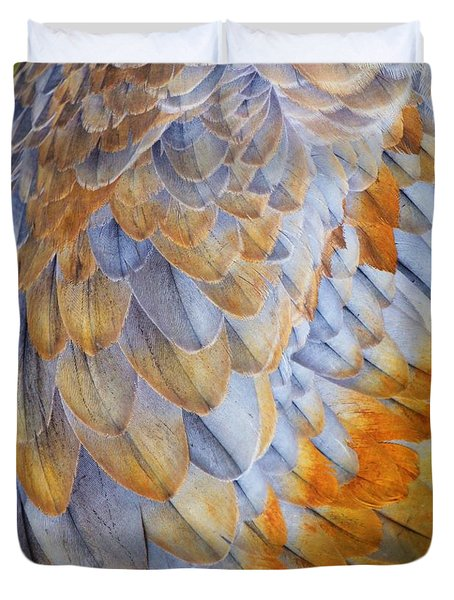 Feather Perfection Duvet Cover