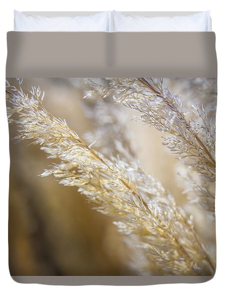 Feathered Duvet Cover