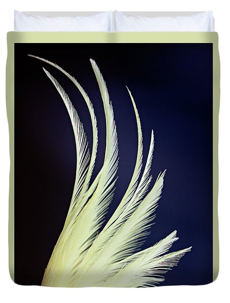 Feathers Duvet Cover
