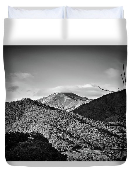 Feathertop Duvet Cover