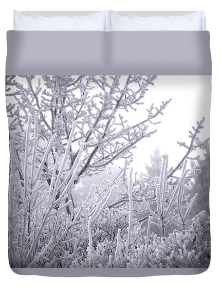 February Duvet Cover by Ellery Russell