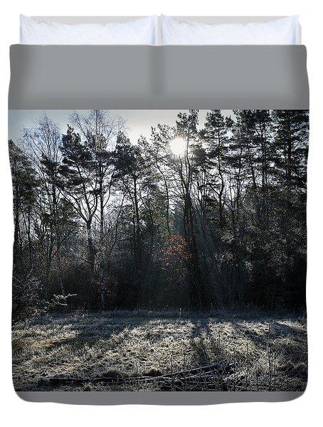 February Morning Duvet Cover