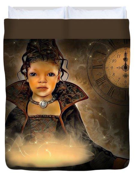 Feel The Magic Duvet Cover
