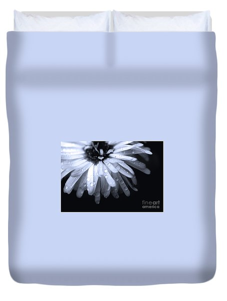Feel The Rain Duvet Cover