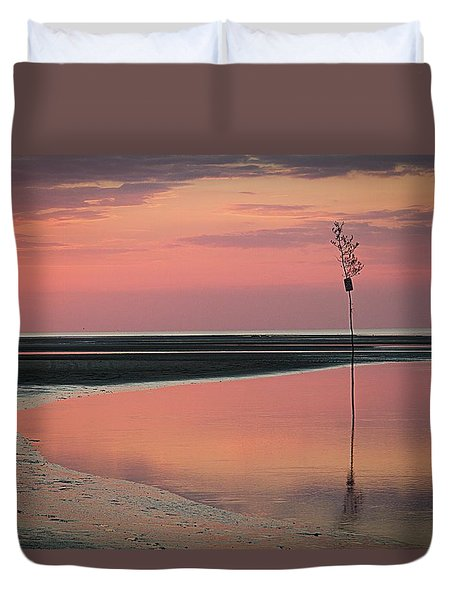 Feels Like A Dream Duvet Cover by Patrice Zinck