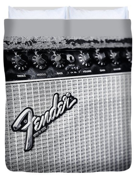 Fender Amp Duvet Cover