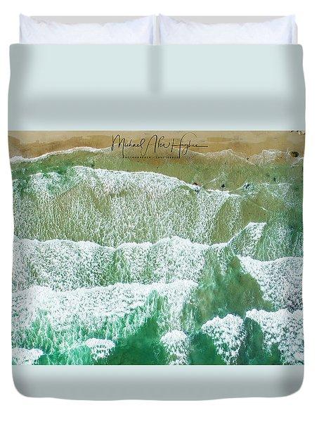 Fenway Best Little Beach Duvet Cover