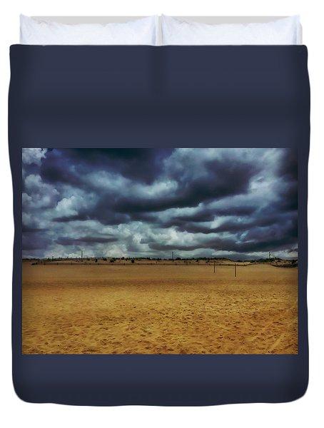 Fenwick Dunes Duvet Cover