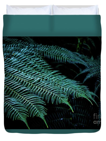 Patterns Of Nature 6 Duvet Cover