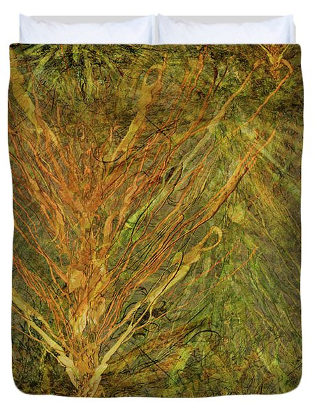 Fern Series #1 Duvet Cover