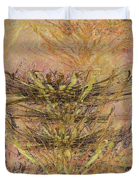 Fern Series #21 Duvet Cover