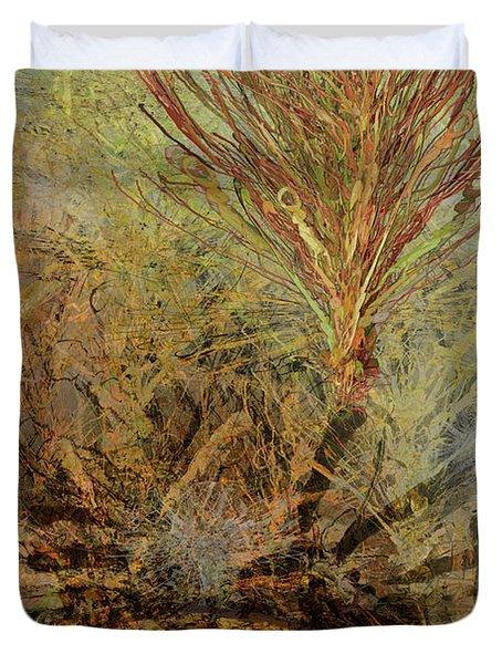 Fern Series #29 Duvet Cover