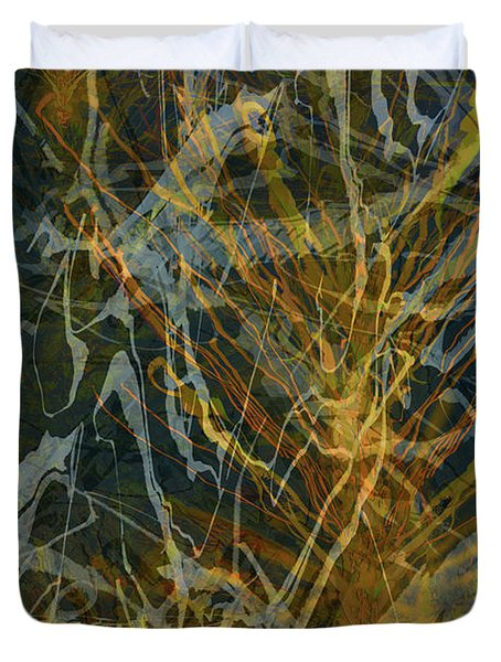 Fern Series #31 Duvet Cover