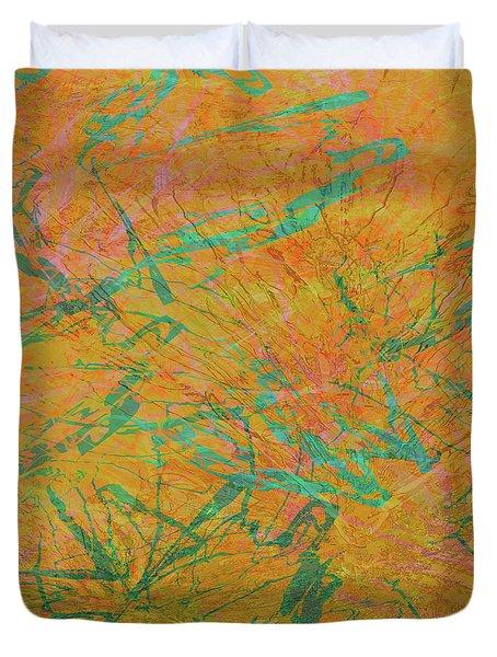Fern Series #57 Duvet Cover