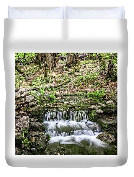 Fern Spring 5 Duvet Cover