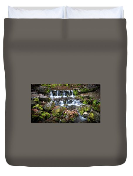 Fern Springs Duvet Cover