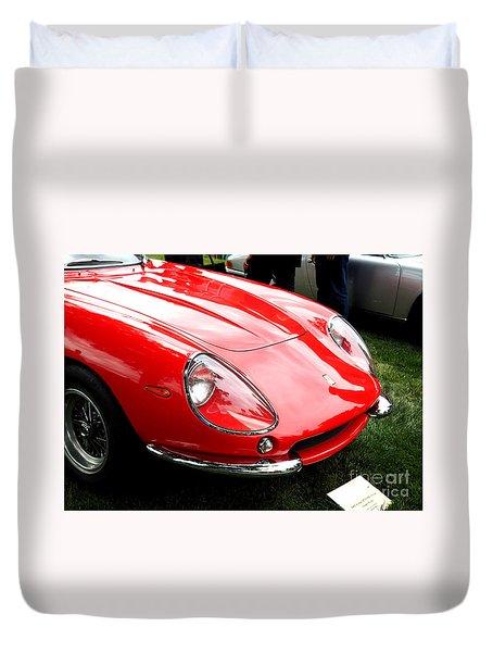 Ferrari 1 Duvet Cover