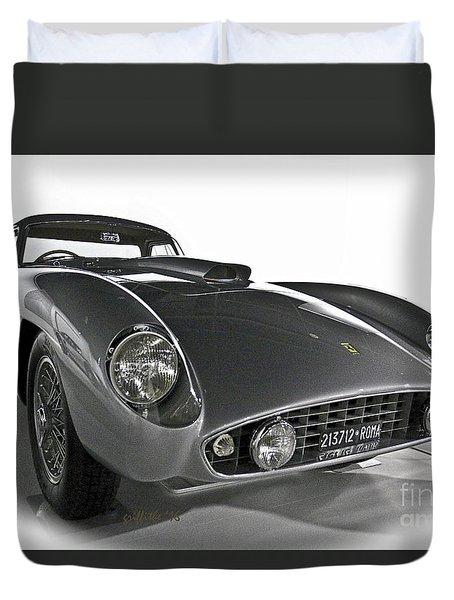 Ferrari Classic 3 Duvet Cover