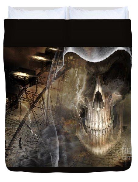 Ferris Duvet Cover